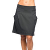 Houdini W's Action Twill Skirt Rock Black